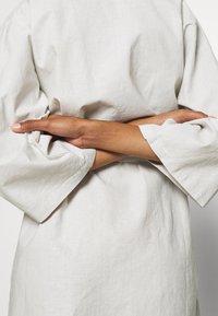 Anna Field - Dressing gown - light grey - 3