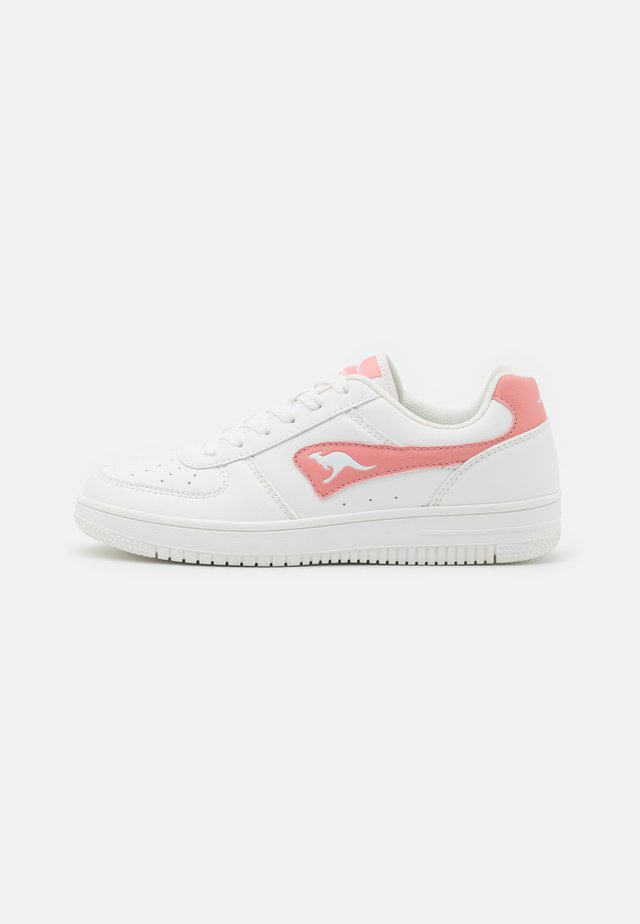 K-WATCH - Trainers - white/dusty rose