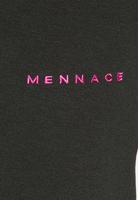 Mennace - ESSENTIAL UNISEX - Träningsbyxor - black - 2