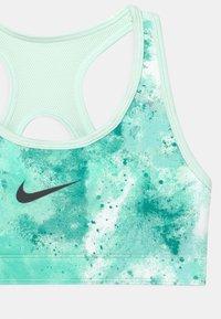 Nike Performance - Sports bra - barely green/neptune green - 3