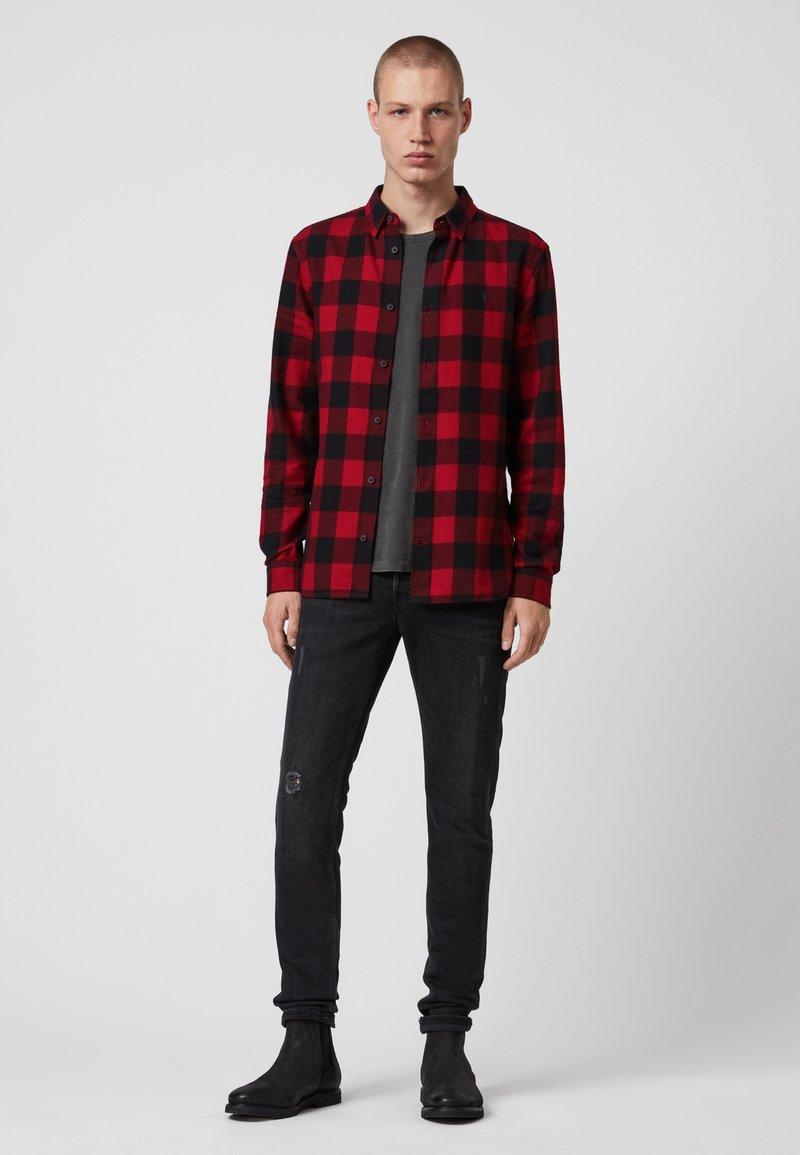 AllSaints - Shirt - multi-coloured