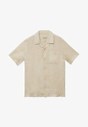 BOWLING REGULAR-FIT  - Shirt - beige