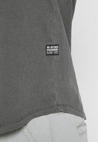G-Star - LASH - Camiseta básica - raven - 3