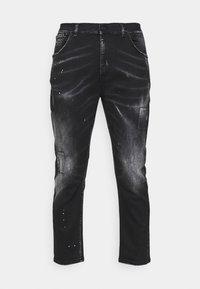 PANTALONE ALEX - Straight leg jeans - black