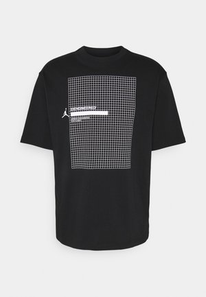 CREW - T-shirts med print - black