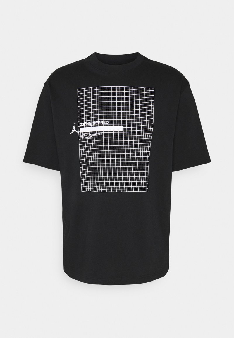 Jordan - CREW - T-shirt con stampa - black