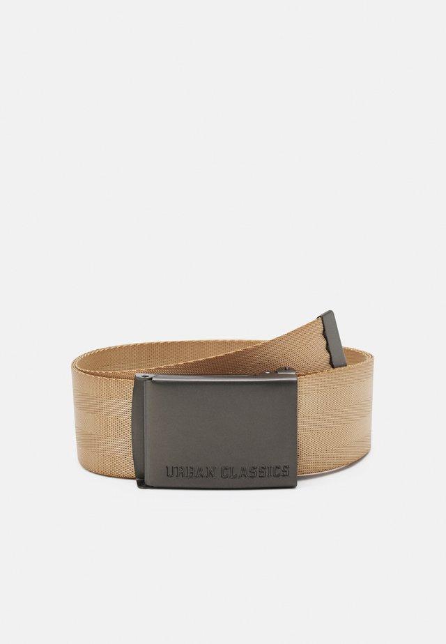 EASY BELT UNISEX - Cintura - beige