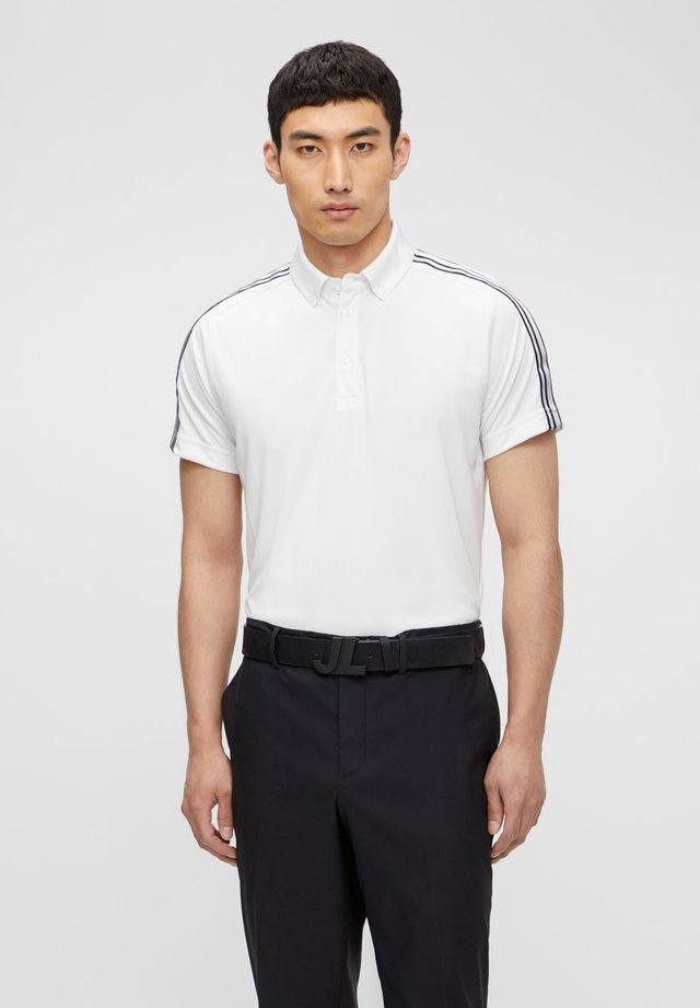 LOUIS SLIM FIT - Polo shirt - white