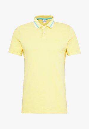 KURZARM - Polo shirt - yellow