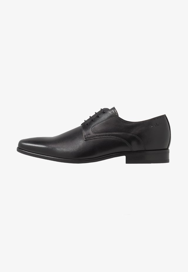 GOLIATH - Zapatos con cordones - black