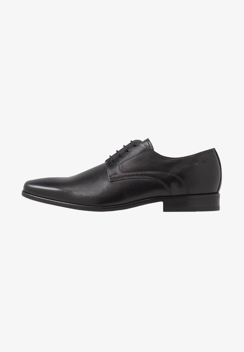 Van Lier - GOLIATH - Smart lace-ups - black