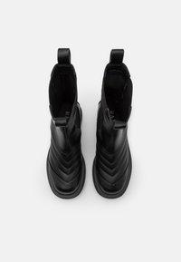 RAID - ADALEE - Platåstøvler - black - 5