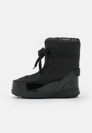 LA PLAGNE - Vinterstøvler - black