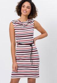 zero - Jersey dress - peach sorbet - 0