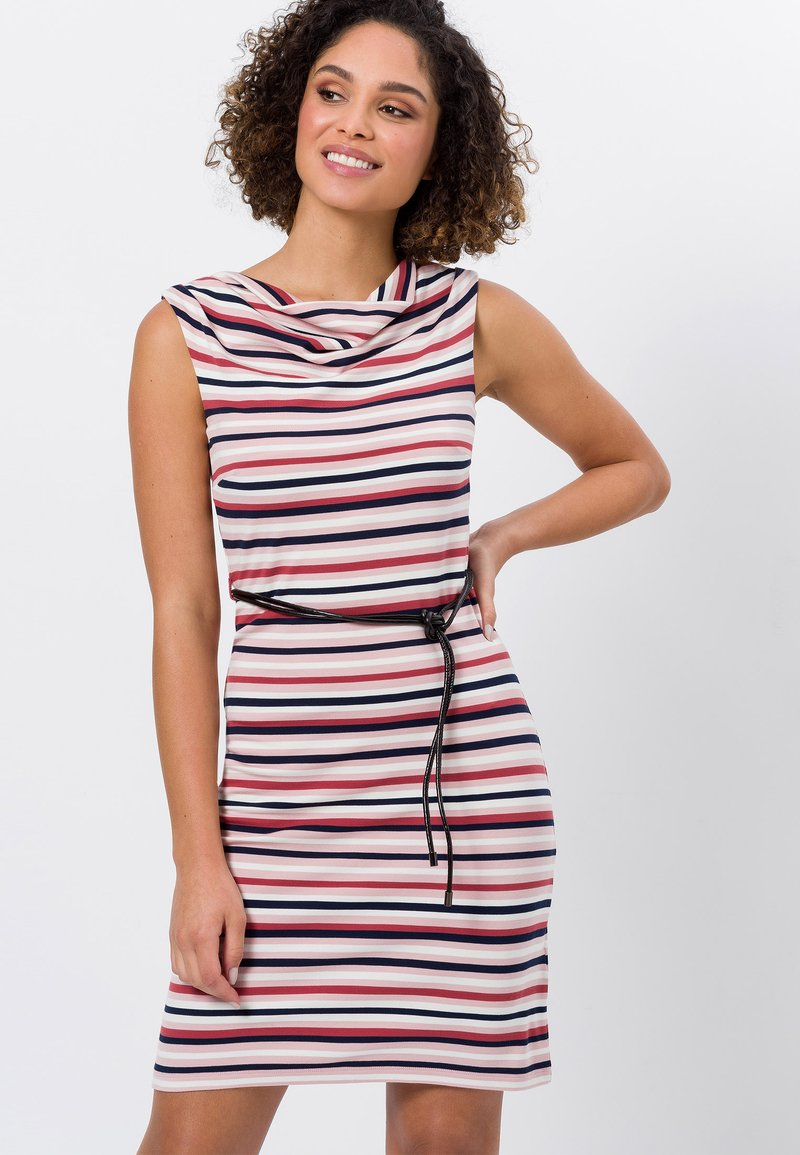 zero - Jersey dress - peach sorbet