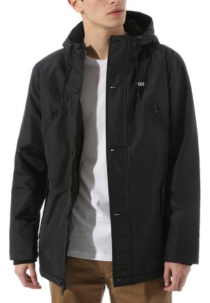 MN WATERMAN MTE - Light jacket - black