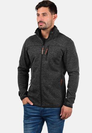 Zip-up hoodie - charcoal