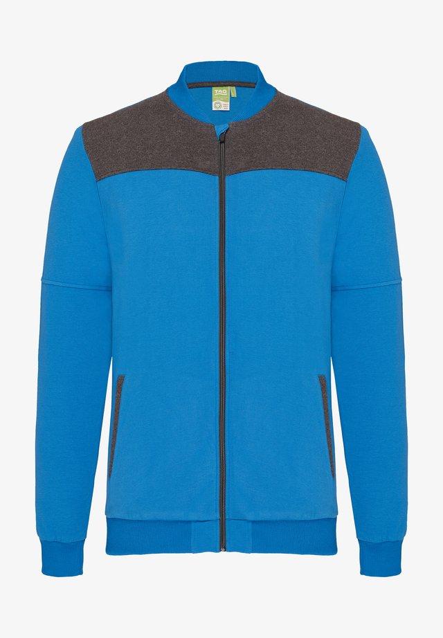 Zip-up hoodie - admiral