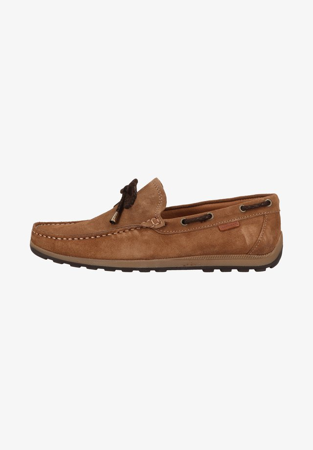 Boat shoes - beige