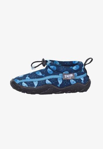 AQUA-SCHUH - Slippers - marine