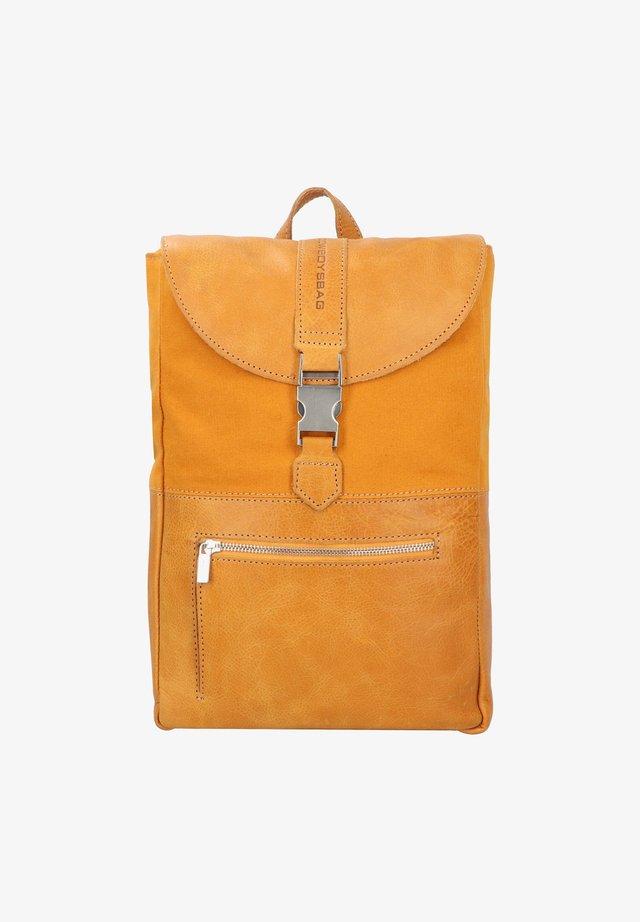 BACK TO SCHOOL NOVA RUCKSACK 38 CM LAPTOPFACH - Schoudertas - amber