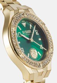 Versus Versace - VITTORIA - Watch - gold-coloured/green - 3