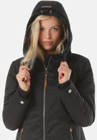 Ragwear - ZUZKA  - Outdoorjakke - black - 2