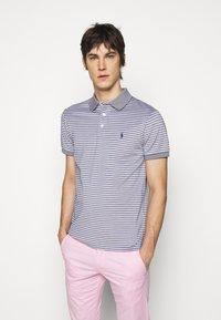 Polo Ralph Lauren - OXFORD - Polo shirt - freshwater/white - 0