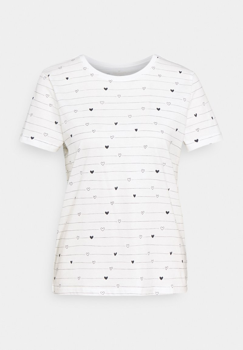 TOM TAILOR - T-shirt print - offwhite