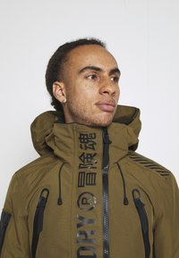 Superdry - ULTIMATE MOUNTAIN RESCUE - Ski jas - dusty olive - 3