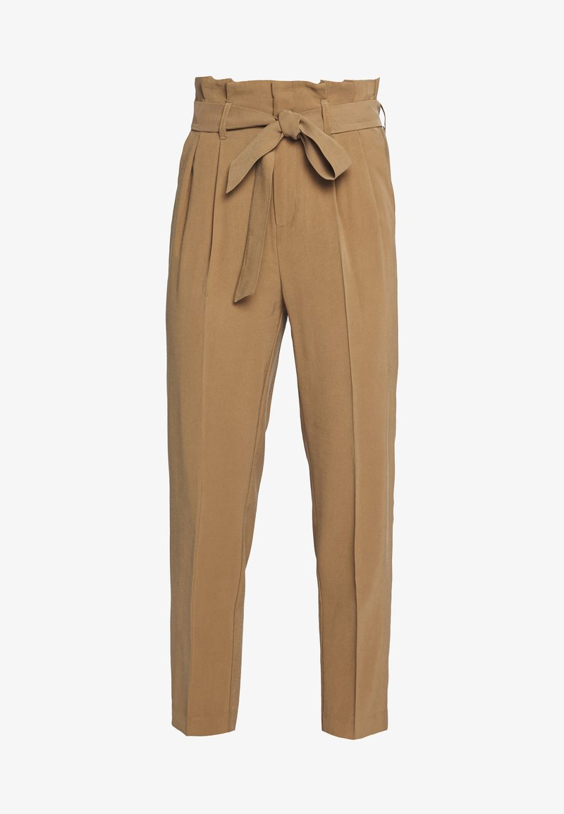 ONLY - ONLSURI AINA - Broek - toasted coconut