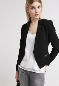 Even&Odd - Blazer - black - 3