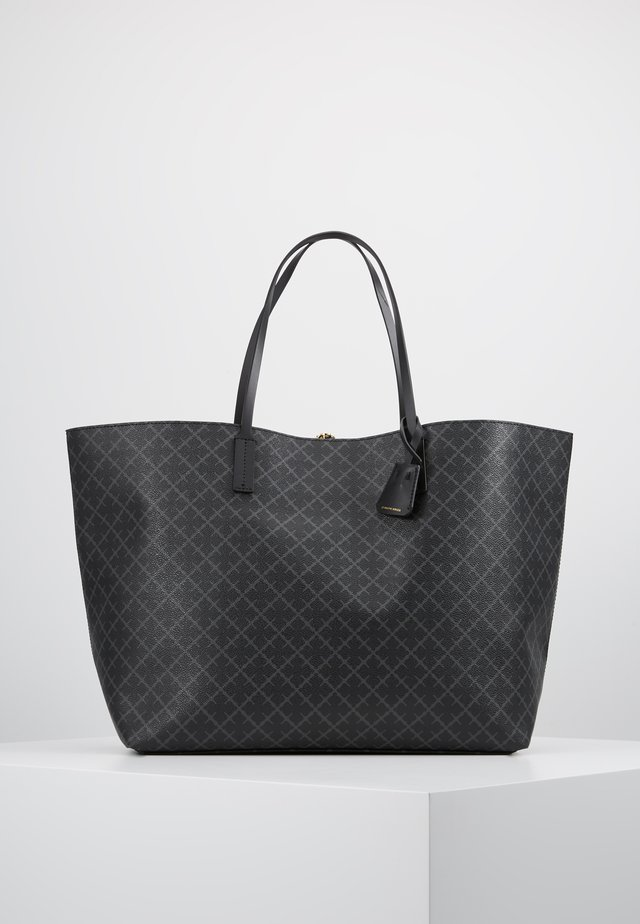 ABI TOTE - Shoppingväska - charcoal