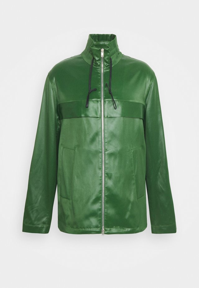 Veste légère - vetiver green