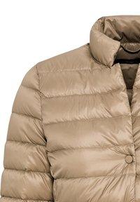 HALLHUBER - Down jacket - camel - 4