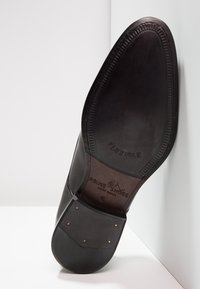 Prime Shoes - Elegantní šněrovací boty - black - 4