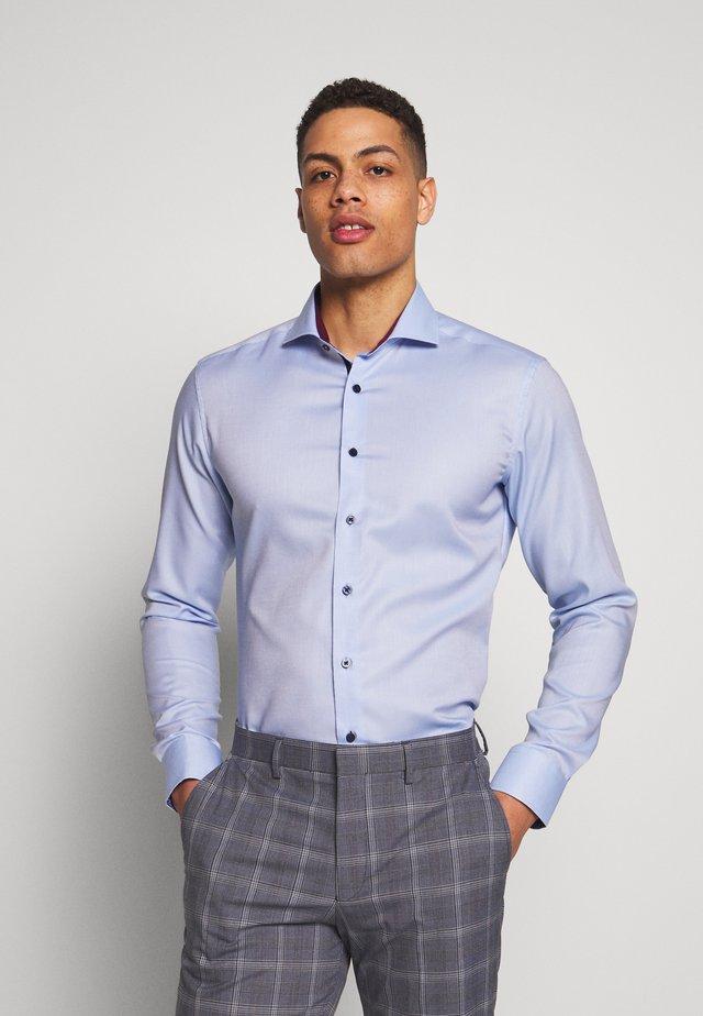 SLIM FIT  - Camisa elegante - blue