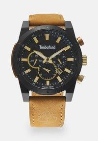 Timberland - SHERBROOK - Chronograph watch - brown - 0