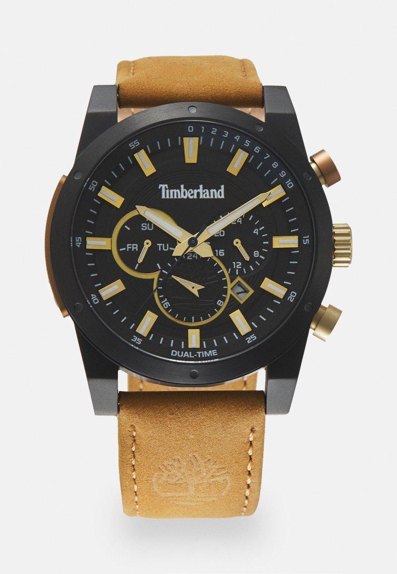 Timberland - SHERBROOK - Chronograph watch - brown