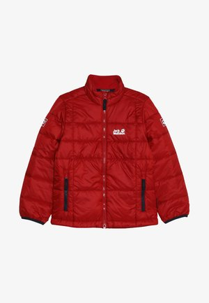ARGON JACKET KIDS - Outdoorjacke - red lacquer