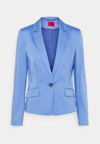 HUGO - ALAIAS - Blazer - turquoise/aqua - 0