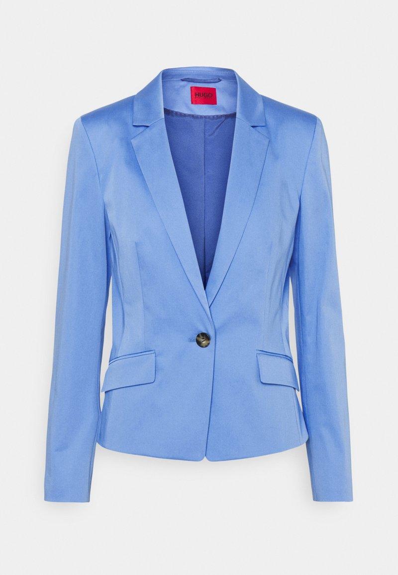 HUGO - ALAIAS - Blazer - turquoise/aqua