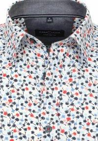 Casamoda - COMFORT FIT KURZARM - Shirt - rot - 2