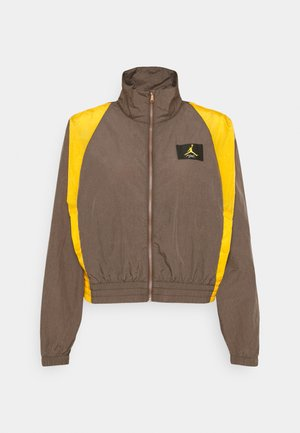 Summer jacket - ironstone/university gold