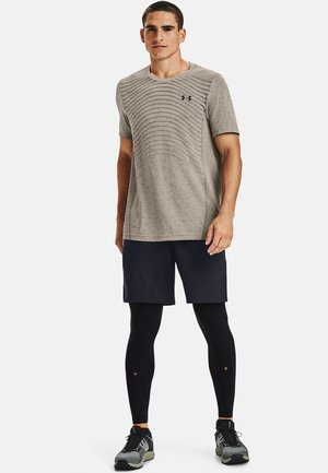 Print T-shirt - highland buff