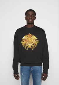 Versace Jeans Couture - Felpa - black - 0