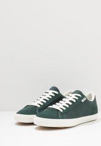 Lacoste - LEROND - Sneakers - dark green/offwhite - 2