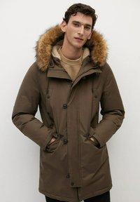Mango - Winter coat - kaki - 0