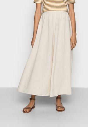 SKIRT - A-line skirt - summer taupe