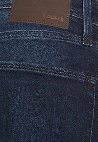 s.Oliver - YORK - Jeans Straight Leg - dark blue - 2